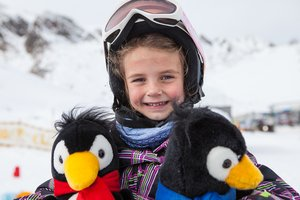 Pinguin BOBO's KINDER-CLUB Ofterschwang