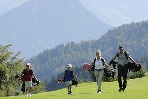 Golfen im Allgäu - AlpenLodge