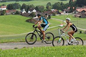 Biken im Allgäu - AlpenLodge