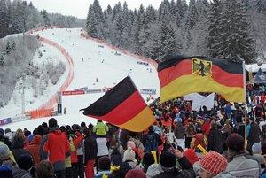 Skiweltcup Ofterschwang