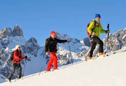 Wandern, Skitouren, Rodeln