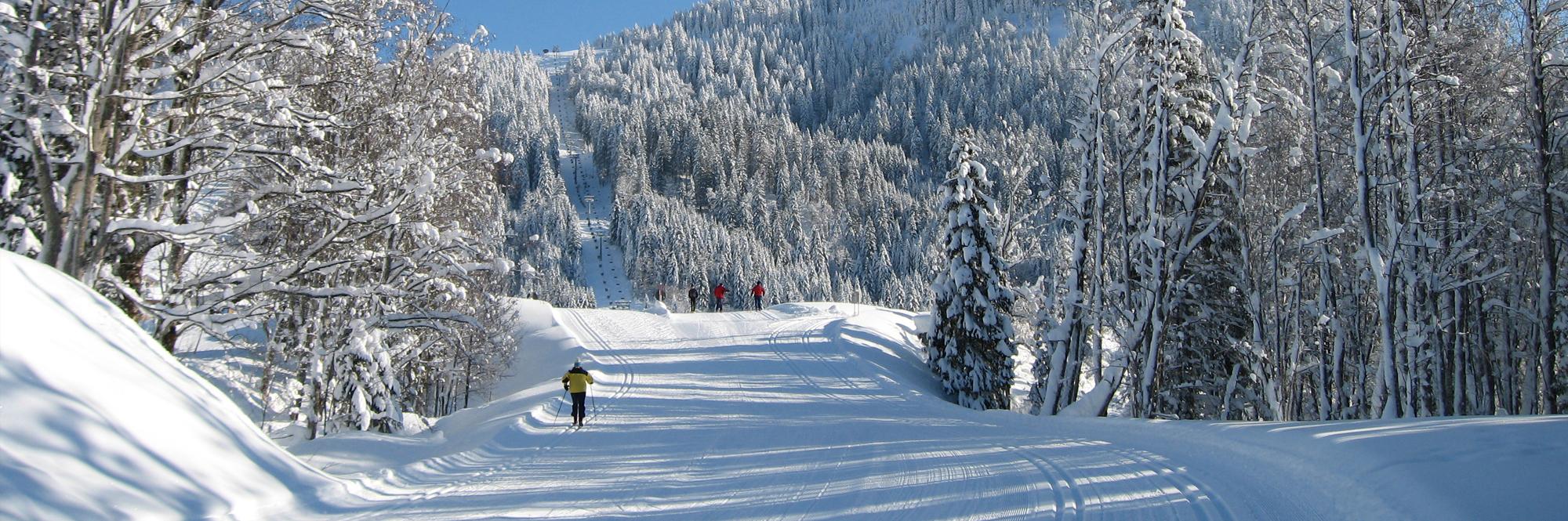 Winter im Allgäu - AlpenLodge Allgäu